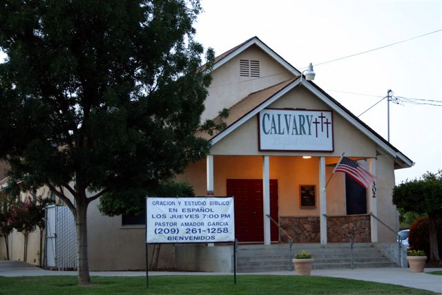 Calvary Baptist Church, Los Banos, 302 West K Street, Los Banos, California, 93635, USA
